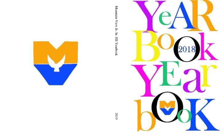 2019 Yearbook Cover